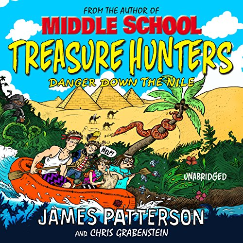 Treasure Hunters cover art