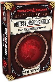 Three Dragon Ante: Legendary Edition