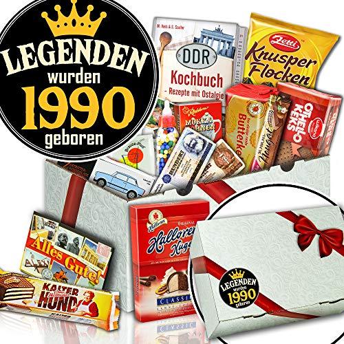 Legenden 1990 - DDR Paket Süß - Geschenkbox 1990