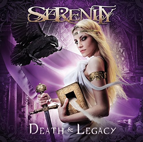 Death&Legacy (Ltd. Digipak)