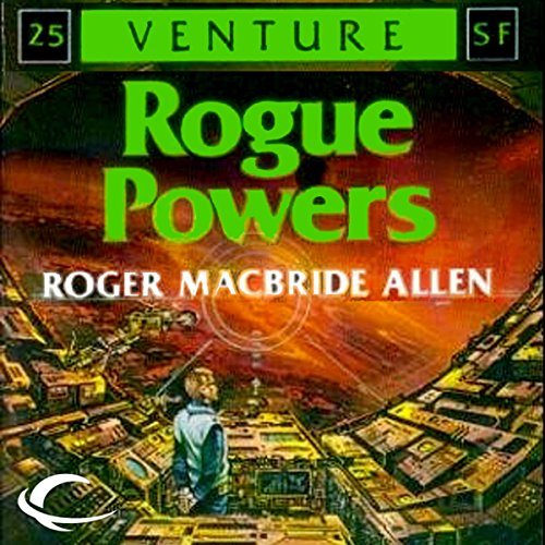 Rogue Powers audiobook cover art