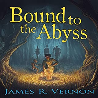 Bound to the Abyss audiobook cover art
