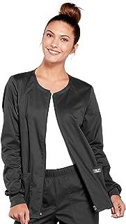 Women's Workwear Core Stretch Warm Up Scrubs Jacket