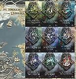 Die Hexer-Saga komplett 1-9 plus exklusive Landkarte
