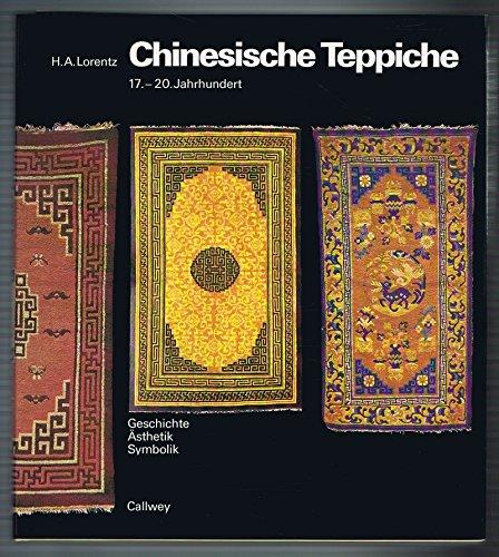 Chinesische Teppiche. 17. - 20. Jahrhundert