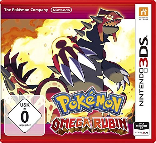 Pokemon Omega Rubin