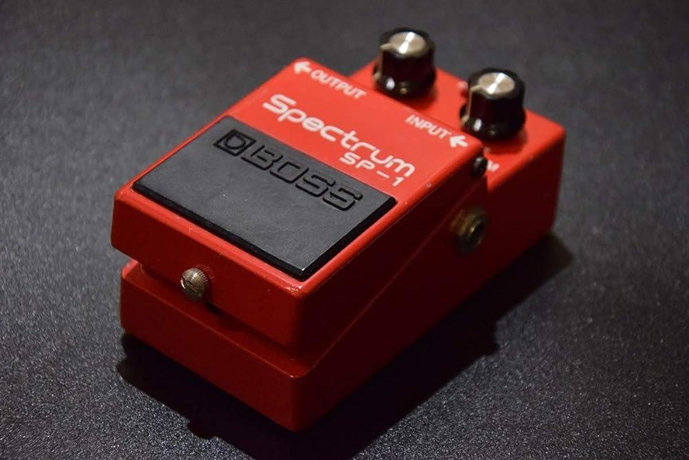 リンク:SP-1 Spectrum