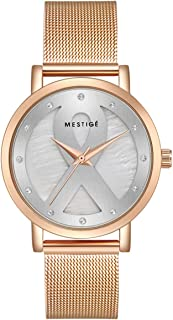 The Elsa in Rose Gold with Swarovski® Crystals
