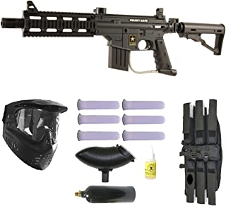 Wrek Paintball US Army Project Salvo Paintball Marker Gun Kit