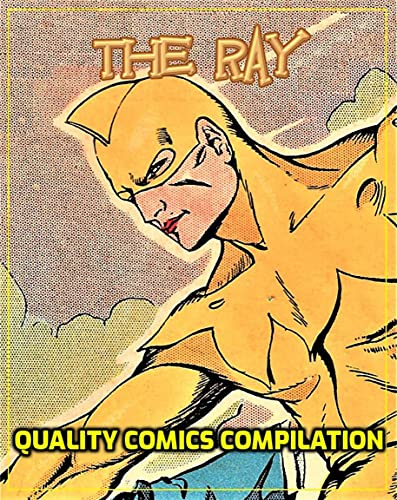 THE RAY: Quality Comics Compilation (English Edition)