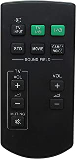 Remote Control for Sony RM-ANU102 SA-32SE1 SA-40SE1 SA-46SE1 TV Sound Bar Speaker System