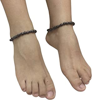 Dr Kao® 2 Pack Magnetic Therapy Anklet Bracelet for Women Magnetic Bracelet Pain Relief for Arthritis and Carpal Tunnel for Arthritis Pain Relief Magnets for Anxiety Relief for Carpel Tunnel Relief