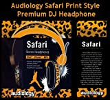 Audiology Safari AU-100SF Over Ear Headphones