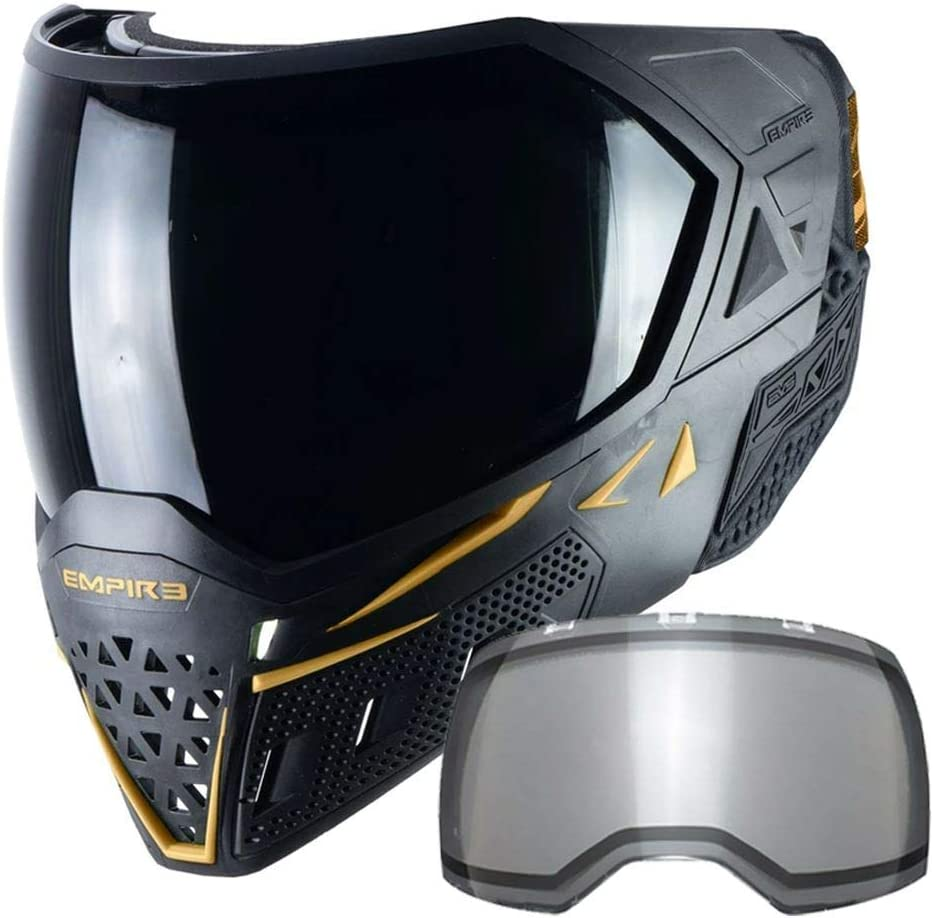 Empire EVS Popular brand in the world Thermal Import Paintball Mask Goggle Lenses Bl - 2