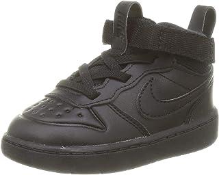 Nike Court Borough Mid 2 Boot (TD), Sneakers Basses Garçon