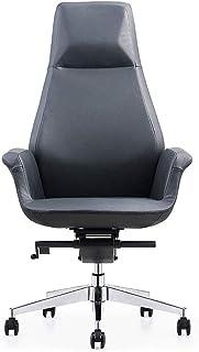Silla de Oficina Giratoria Silla reclinable juego blanca, Silla de oficina con respaldo alto Silla ergonómica cómodo escritorio silla de la computadora Racing, cómoda y silla de ayuda de la cintura sa