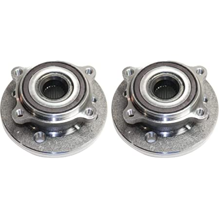 AdecoAutoParts/© Front Wheel Bearing /& Hub Assembly 513309 BR930677 for Mini Cooper 2007 2008 2009 2010 2011 2012 2013 2014 2015 Stud:4