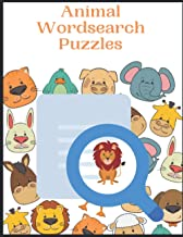 Animals Wordsearch Puzzles: Animal Word Search Books for Kids