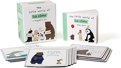 The Little World of Liz Climo: A Magnetic Kit (RP Minis)
