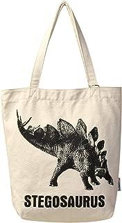 Schleich(シュライヒ) トートバッグ 恐竜 ステゴサウルス