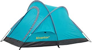"""Alvantor Outdoor Warrior Backpacking Camping Tent Portable Compact Family Tent Shelter 81""""x51""""x41"""""""