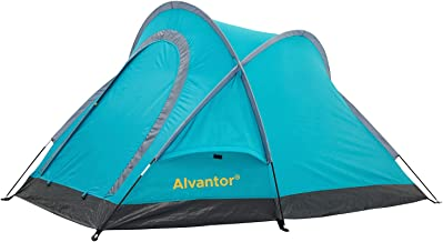 Alvantor Camping Tent Outdoor Warrior Pro Backpacking Light Weight Waterproof Family Tent Pop Up Instant Portable Compact Shelter