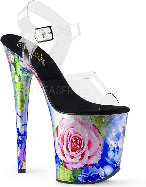 Pleaser Womens FLAMINGO-808MRP C MMC Sandals