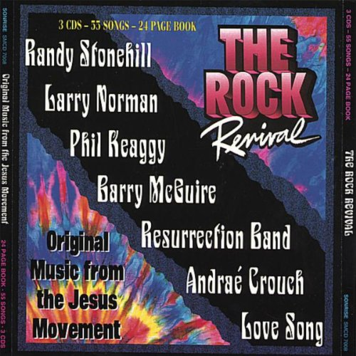 The Rock Revival -- Music Of The Jesus Movement
