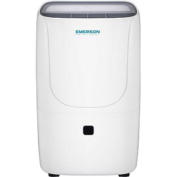 Emerson Quiet Kool 70-Pint Dehumidifier, EAD70E1, White