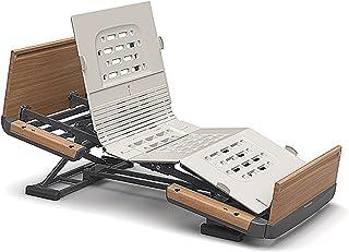 パラマウントベッド社製介護ベッド 楽匠Z3モーションシリーズ (木製)スマートハンドル付属 レギュラー(KQ-7332S,KQ-7312S) 83cm幅 83cm幅,