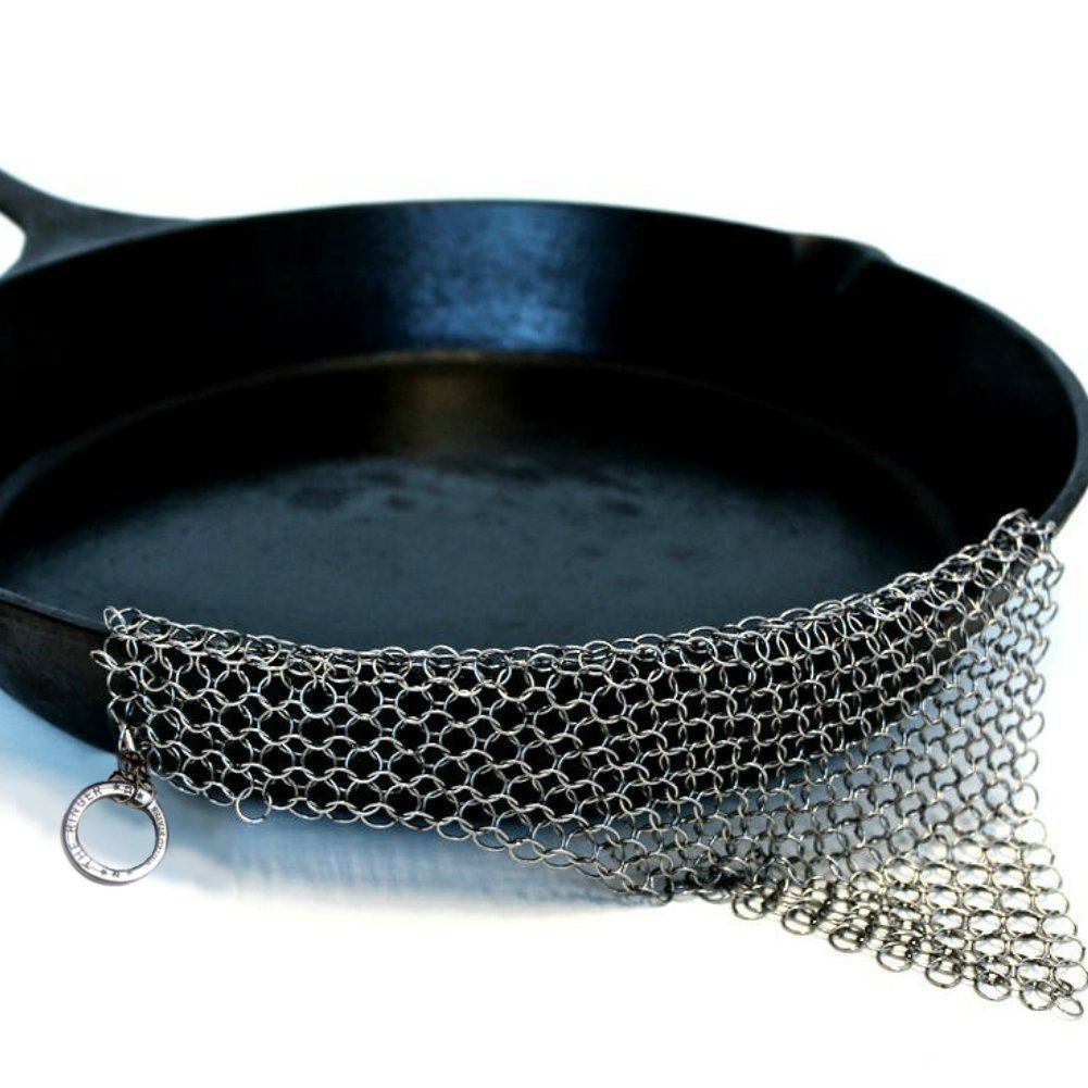 The Ringer - The Original Stainless Steel Cast Iron Cleaner Patented XL 8x6 inch Design  sc 1 st  Amazon.com & Useful Gifts for Mom: Amazon.com