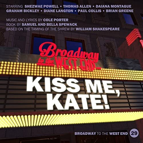 All Star Cast feat. Thomas Allen, Diana Montague, Graham Bickley & Diana Langton