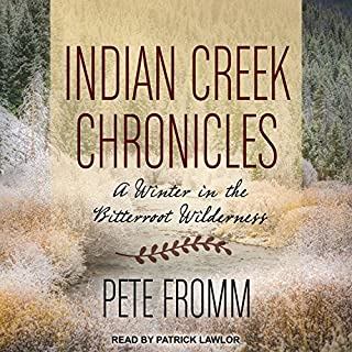 Indian Creek Chronicles audiobook cover art