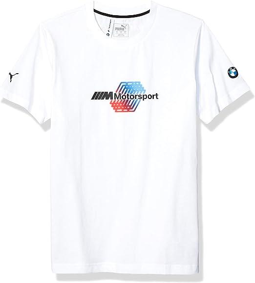 Puma Men S Bmw Mms Motorsport Logo Tee And T Shirt S Sport Freizeit