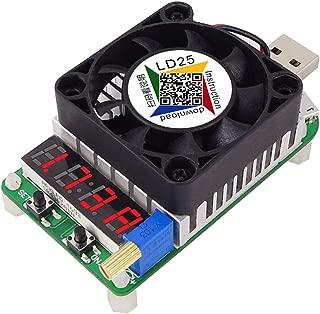 DyStyle LD25 LD35 USB電子負荷テスターインテリジェント保護調整可能な定電流電圧計