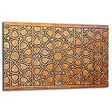 TMK   Placa de 80 x 52 cm 1 pieza para cubrir la vitrocerámica, protección contra...