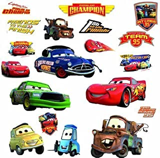 disney pixar cars wall stickers