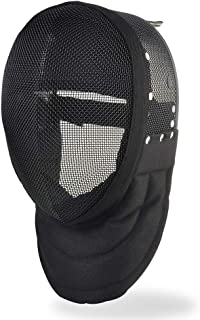 XIURAB Fencing Mask Fencing Protection Helmet CE Certification 350N Fencing Training Equipment