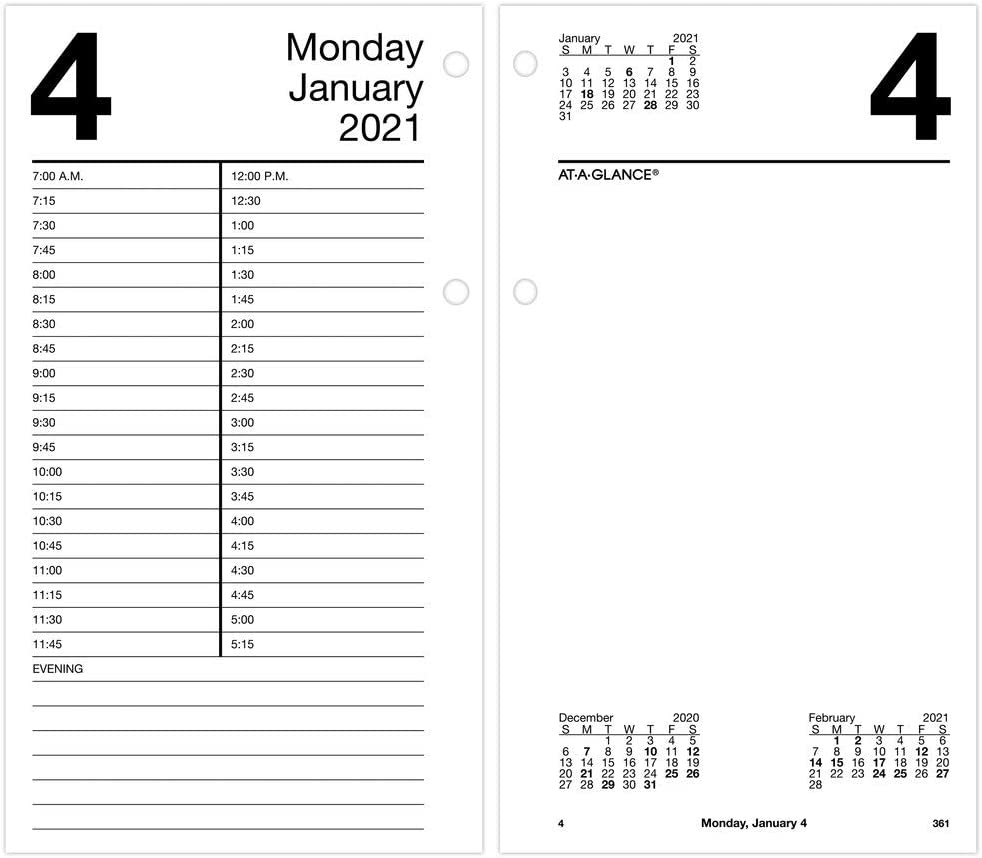 tear off daily calendar wall refill poem and joke greek daily calendar 2021