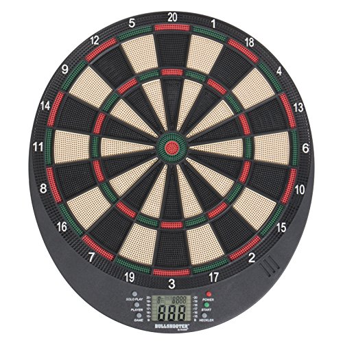Arachnid Bullshooter Lightweight Electronic Dartboard with...