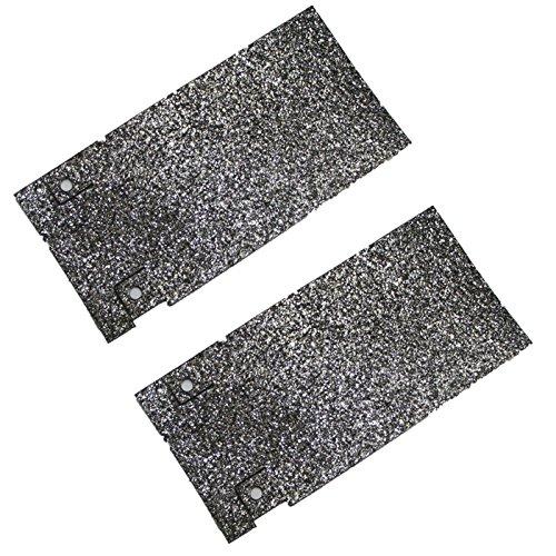 Bosch 1274DVS Belt Sander (2 Pack) OEM Replacement Sliding Plate #...