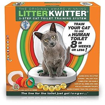 Entrainez Votre Chat aux Toilettes avec litterkwitter