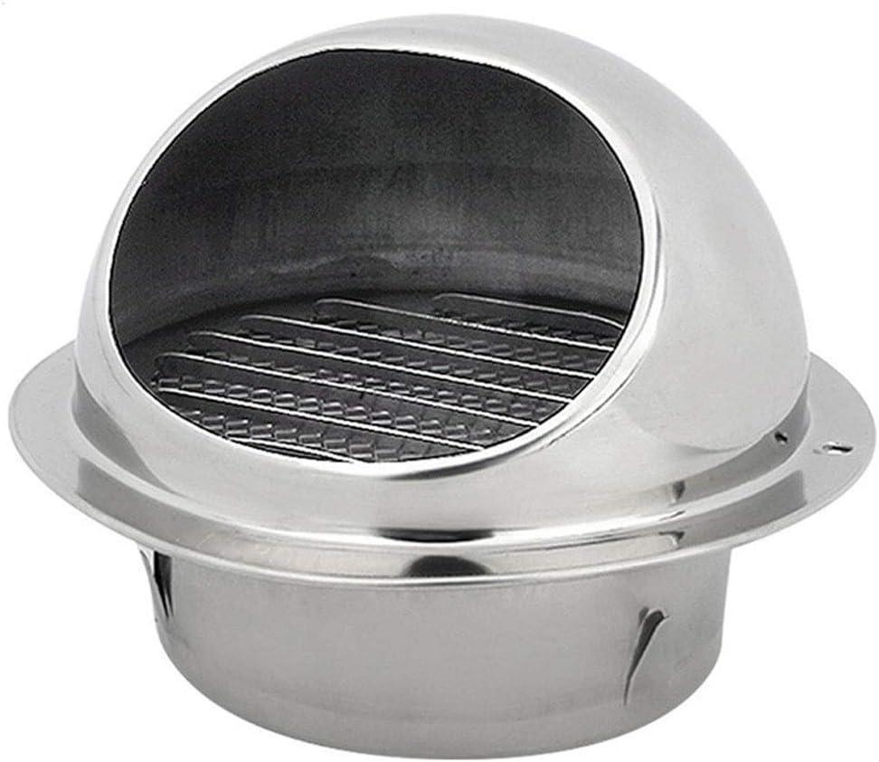 ZYING Extractor de 16 W 2200 para baño, Cocina, Inodoro, Comedor, conductos de 5