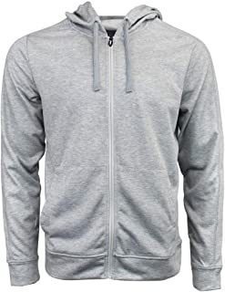 Mens Zip Up Hoody Athletic Hoodies & Sweatshirts,