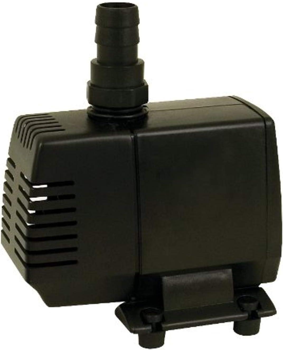 TetraPond Water Garden Pump 300 GPH List price Filte Cheap bargain Small Waterfalls For
