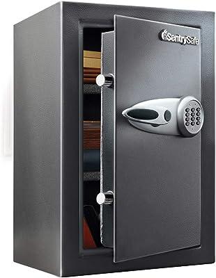 SentrySafe T6-331 Security Safe, 2.3 Cubic Foot, Black