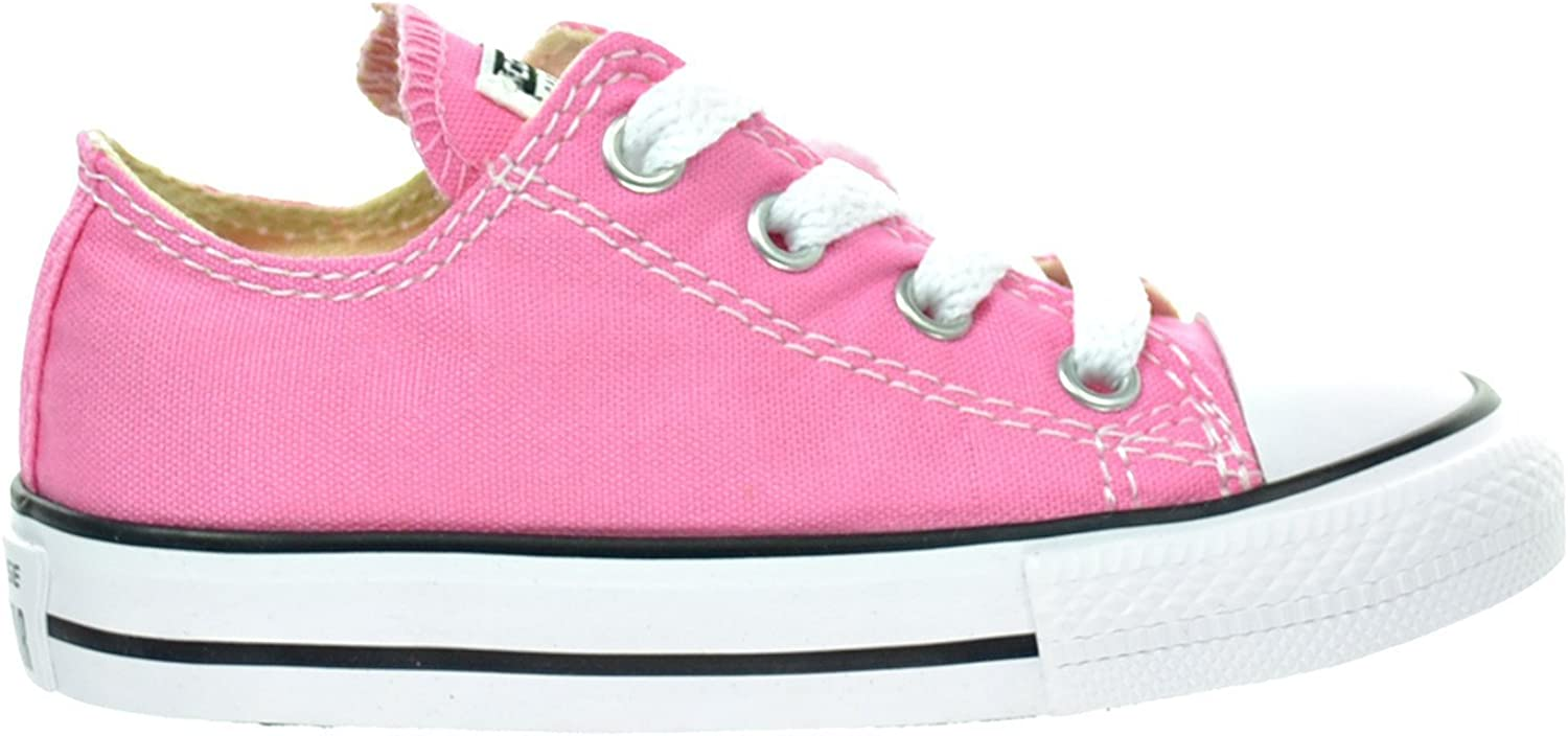 Converse Chuck Taylor All Star OX Unisex shoes Pink 7j238