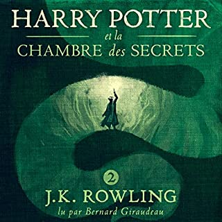 Harry Potter et la Chambre des Secrets     Harry Potter 2              Written by:                                                                                                                                 J.K. Rowling                               Narrated by:                                                                                                                                 Bernard Giraudeau                      Length: 9 hrs and 23 mins     42 ratings     Overall 4.8