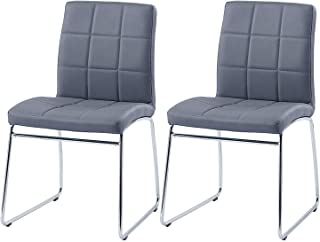 Modern Dining Chairs Set of 2,Dining Room Chairs with...