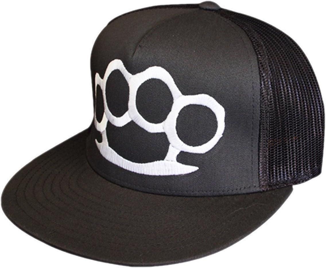 Heathen Brass Knuckle Hat